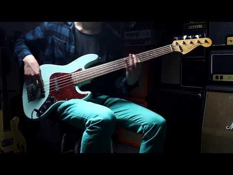 Fender American Standard Jazz Bass V USA 1997