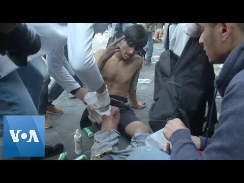 Iraq Protests Intensify in Baghdad