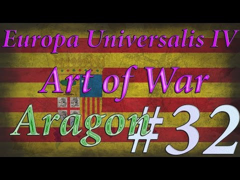 """Seiging Cairo"" Aragon #32 Europa Universalis IV Art of War Ironman"