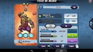 Mutants: Genetic Gladiators Breeding video (Crow - Tengu)