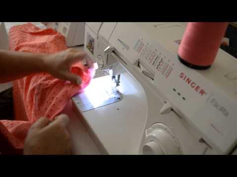 DIY : Costurando revel em blusa com manga - Aula 19