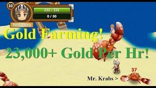 [Antaria Online] Gold Farming Part 1: Sauri