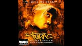 2Pac - One Day At A Time (Em