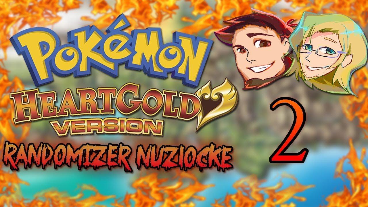 Pokemon HeartGold Randomizer Nuzlocke: Boat Stank - EPISODE 2 - Friends Without Benefits