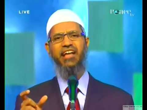 Dr Zakir Naik Lecture In Oxford University - Part 1