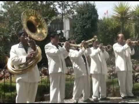 Banda Voz Del Cielo De Socos - Camino del evangelio (huayno)
