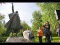 Открытие памятника Александру Алябьеву г.Тобольск