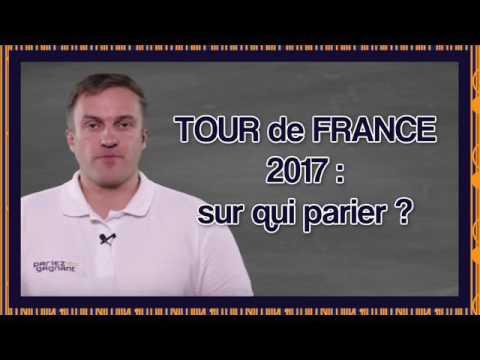 [Radio] Quels paris sportifs prendre pour ce tour de France 2017 ?
