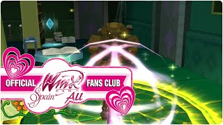 Winx Club PC Game - 17. Bloom discover her origins