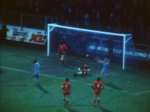 [78/79] Manchester City v Standard Liege, UEFA Cup, Oct 18th 1978