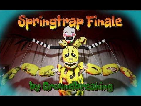 Слушать песню ночей с мишкой фредди 3 - SpringTrap