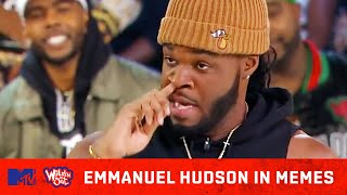 Emmanuel Hudson's 20 Meme's That'll Make You Laugh You're A** Off 😂 Wild 'N Out