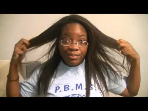 Optimum Amla Legend Relaxer Review/ Demo + Texlax Update #3