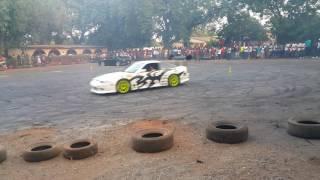 Tecno Drift Playing Around at Barn Motel BMW Motorsport Zambia Show