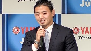 ラグビー日本代表でヤマハ発動機に所属するFB五郎丸歩(29)が20...