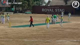 SAMRAT SPORTS OZARIM VS KCC MORZIM | THE ROYAL STAG CUP -T10 | AARVI CLUB KORGAON