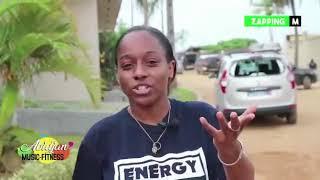 Abidjan  Music Fitness avec ARIEL SHENEY