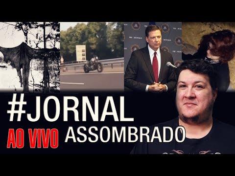 J.A.#75: Monstro da Finlândia! Motoqueiro Fantasma - Ex-Diretor do FBI - Resgate Sequestro
