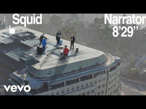Squid - Narrator (Official Video) ft. Martha Skye Murphy