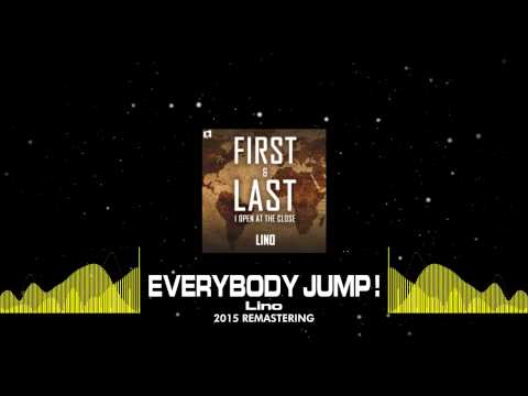 Lino - Everybody Jump! (2015 Remastering) Out Now