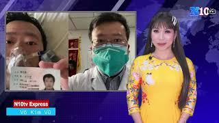 18-2-2020 :780 triệu người Trung Quốc, bị hạn chế đi lại, vì virus corona