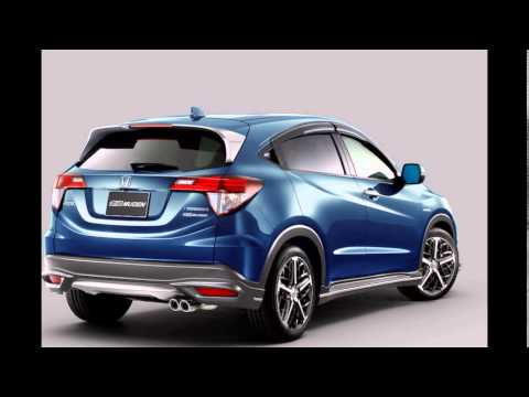2016 Honda Vezel Hybrid RS | SUV All New Model