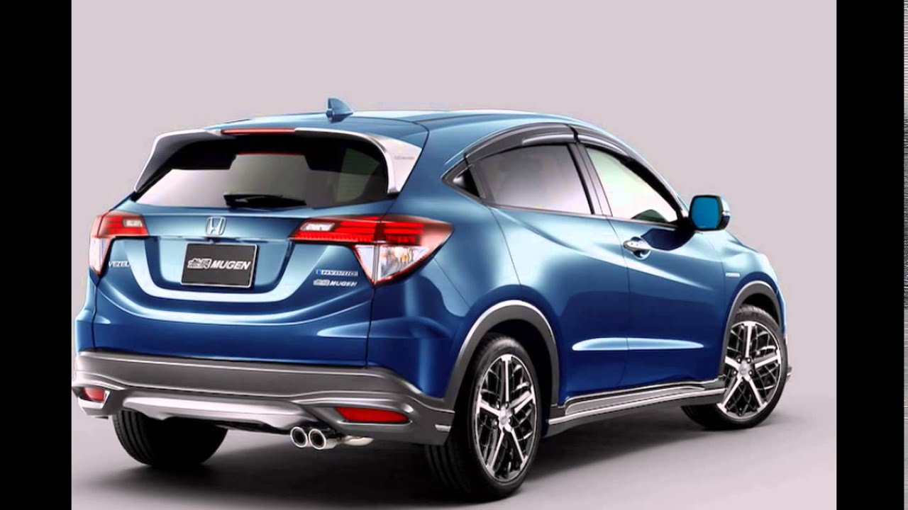2016 Honda Vezel Hybrid Rs Suv All New Model