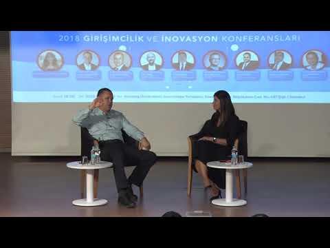 Girişimcilik ve İnovasyon Konferansları (Konuk Hasan Aslanoba)