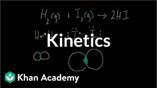 Introduction to kinetics | Energy and enzymes | Biology | Khan Academy