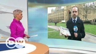 Берлин согласен с Лондоном: за делом Скрипаля, скорее всего, стоит Россия - DW Новости (15.03.2018)