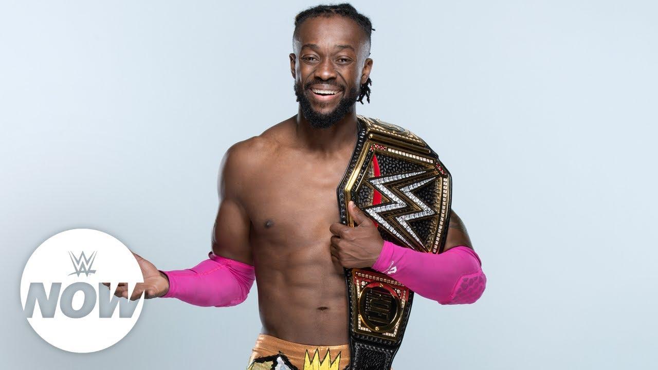 Kofi Kingston Mentions The Rock As African American WWE Champion 2