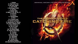 27. Broken Wire  - The Hunger Games Catching Fire - OMPS - James Newton Howard