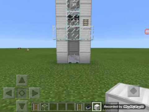 minecraft comment faire un ascenseur youtube. Black Bedroom Furniture Sets. Home Design Ideas