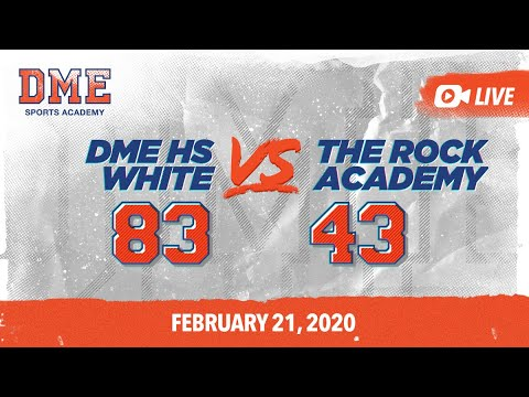 DME HS White vs The Rock