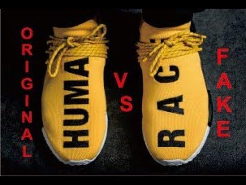 7a4d592251a5f Membedakan Adidas PW Human Race NMD Original dan fake - YouTube