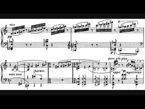 Alexander Scriabin - Piano Sonata No. 6