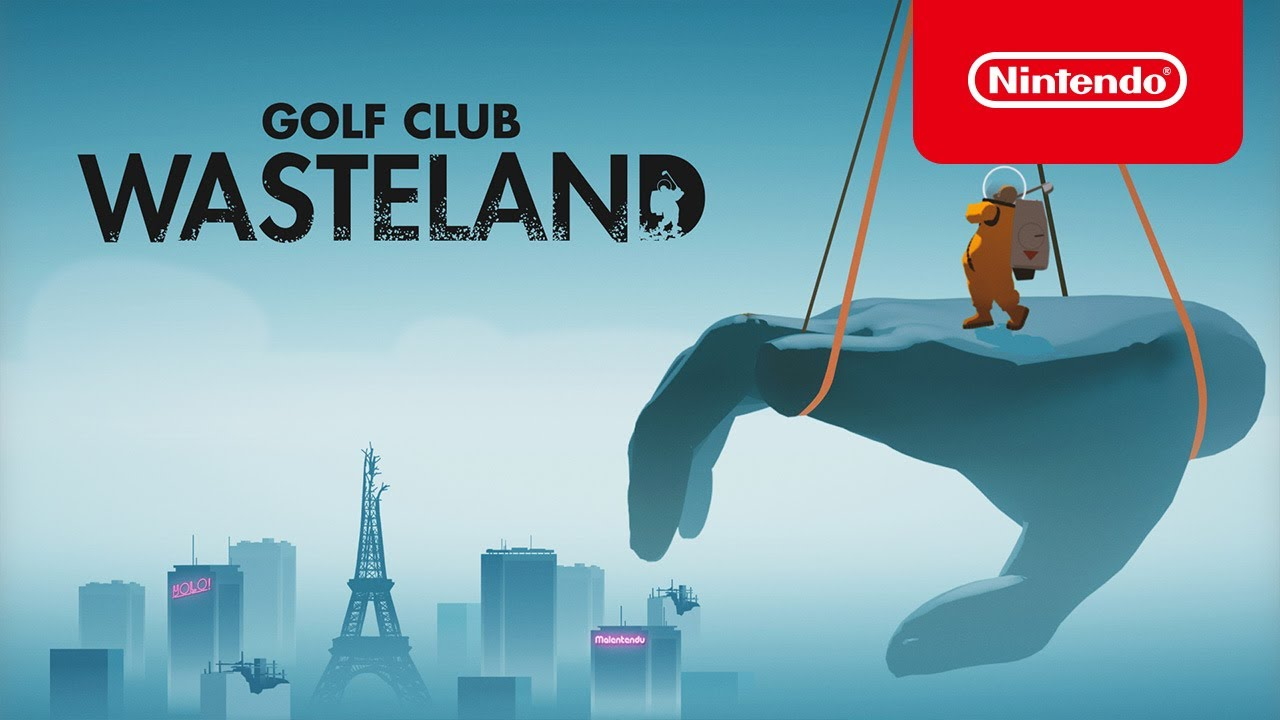 Launch Trailer για το Golf Club: Wasteland