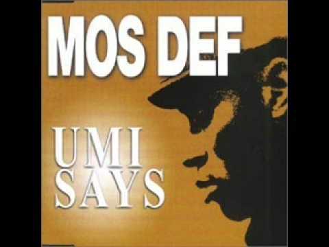 Mos Def - Umi Says (Instrumental)