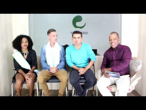 Cenário de Notícias - com Jarzinho. Entrevista com vencedores do Miss e Mister Estudantil 2017