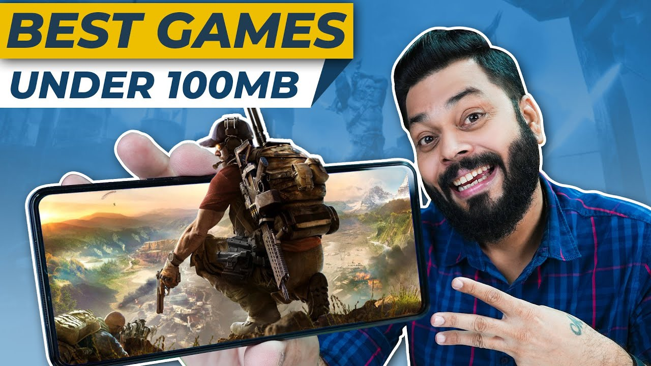 Top 5 Best Android Games Under 100MB ⚡ May 2021