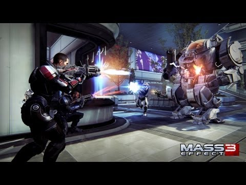 Mass Effect 3: Groundside Resistance DLC Pack