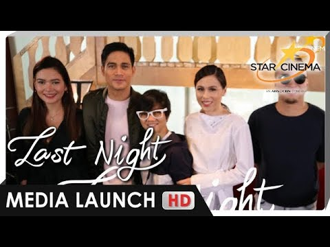 [FULL] 'Last Night' Media Launch
