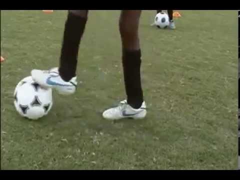 Dạy bóng đá ở Hà Nội   Bài tập cảm giác bóng 02   lopbongda