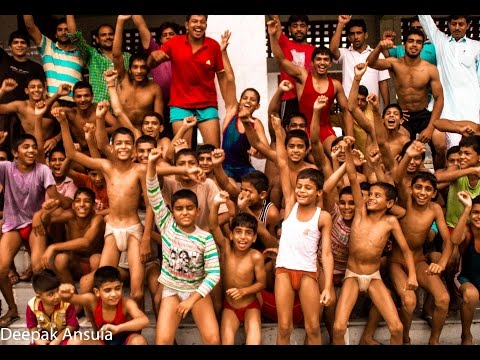 Kushti Wrestling Schools : Rohad Village Akhda my second coverage after one year
