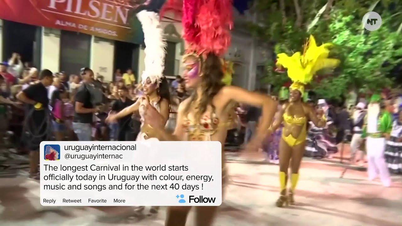 Fat Tuesday: Carnival Celebrations Culminate on Mardi Gras