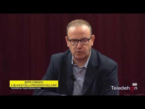 SPECIALE INTERVISTE - Beppe Corrado, il bilancio della presidenza della Bat