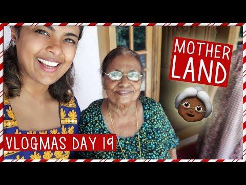 WHEN IN KERALA!! MEET MY GRANDMOTHER - VLOGMAS DAY19 thumbnail