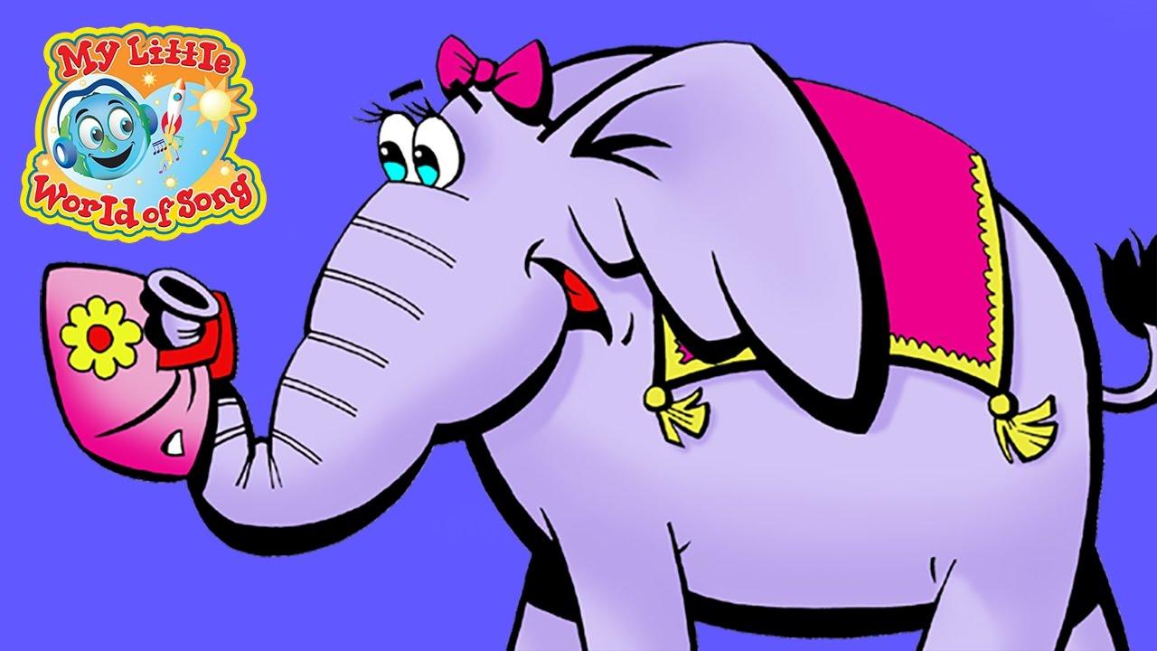 6b1b07978d85 Nellie The Elephant - YouTube