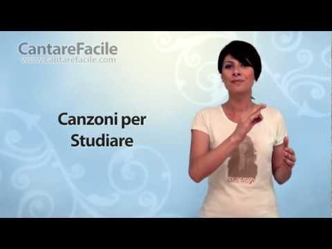Canzoni per Studiare - Lezioni di Canto #84