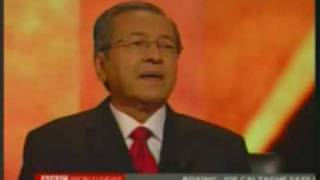 Mahathir - Hard Talk Part 1